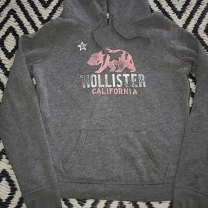 hollister girls hoodie